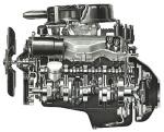 Motor 409 original da GM.