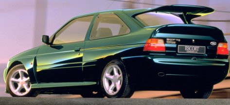 Escort RS Cosworth