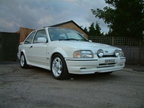 Escort RS 1986