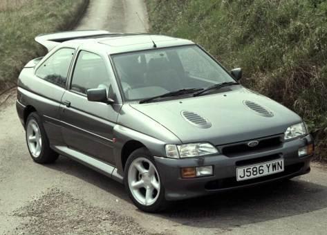Escort RS Cosworth 1992