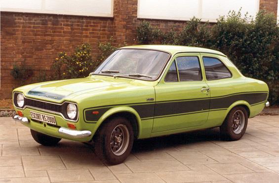 Escort RS 1970