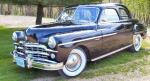 1949: O primeiro carro pós 2ª Guerra.