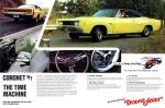 Dodge Coronet R/T 1968: Anos de fartura.