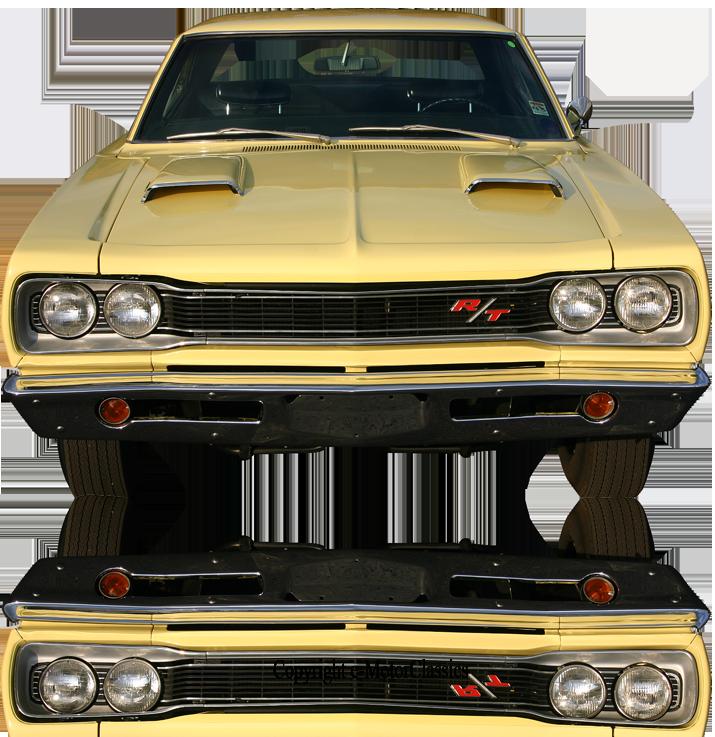 Vende-Se: Dodge Coronet Hemi R/T 426 Hemi 1969