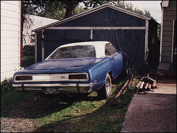 Super Bee 1970 440 Six Pack: Triste Fim.