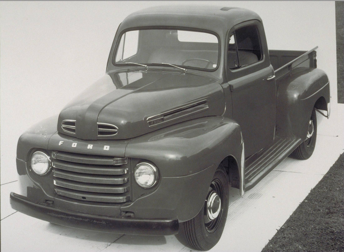 1948 Ford Truck Cast S Pickup