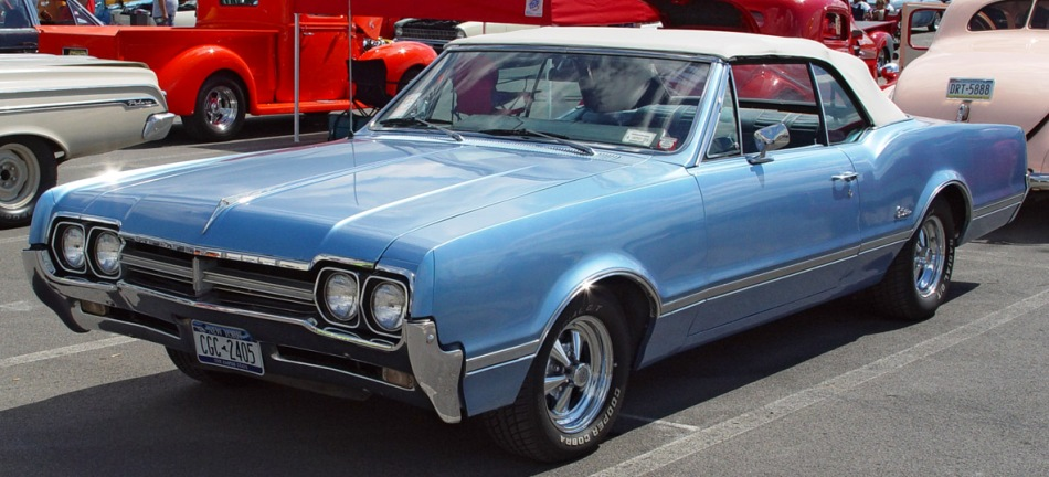 Oldsmobile Cutlass 1967
