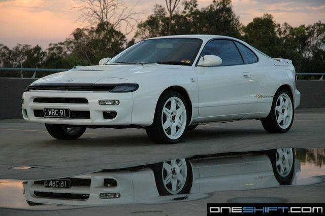 1988 Toyota Supra >> Linha do Tempo: Toyota Celica