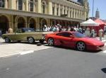 El Camino 1970 & Ferrari 355 1998
