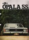 Os números de performance do Opala SS 1976, 30 anos depois...