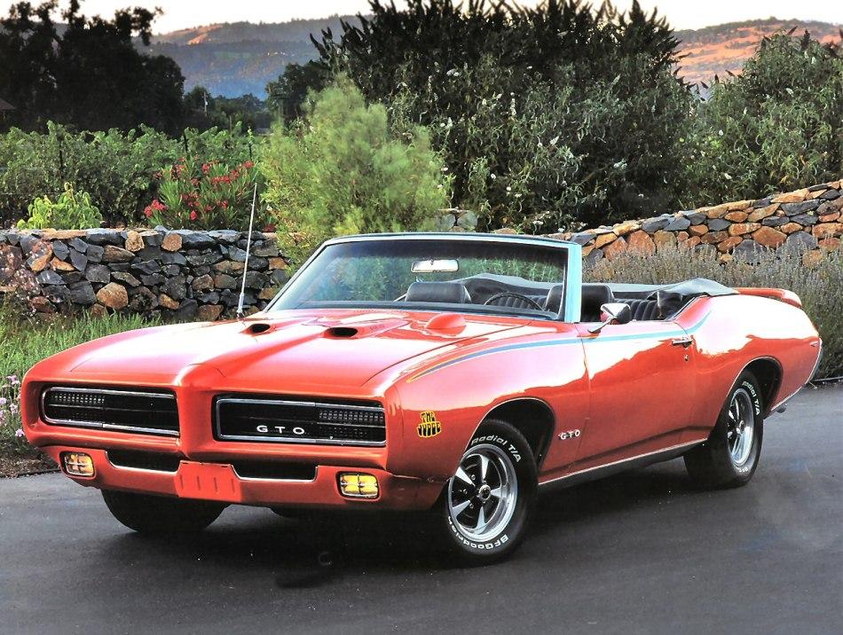 The All-New 2014 Corvette Stingray ... 09-pontiac-gto-judge-1969-conversivel