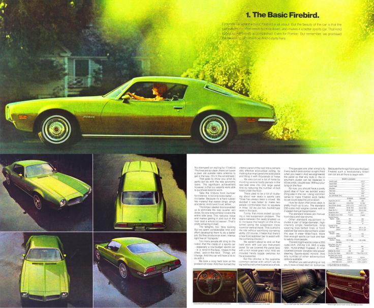 Pontiac Firebird Basic