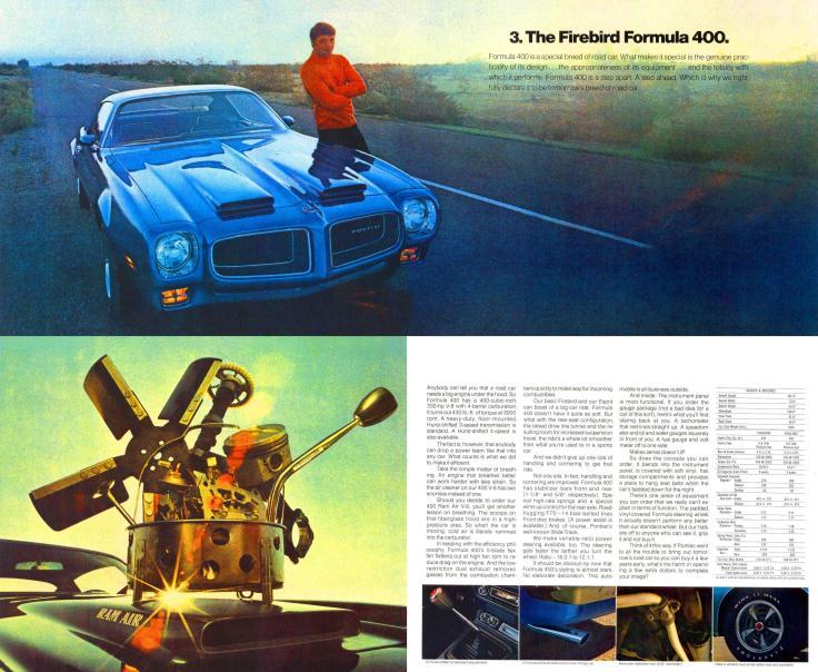 Pontiac Firebird Formula 400 1970
