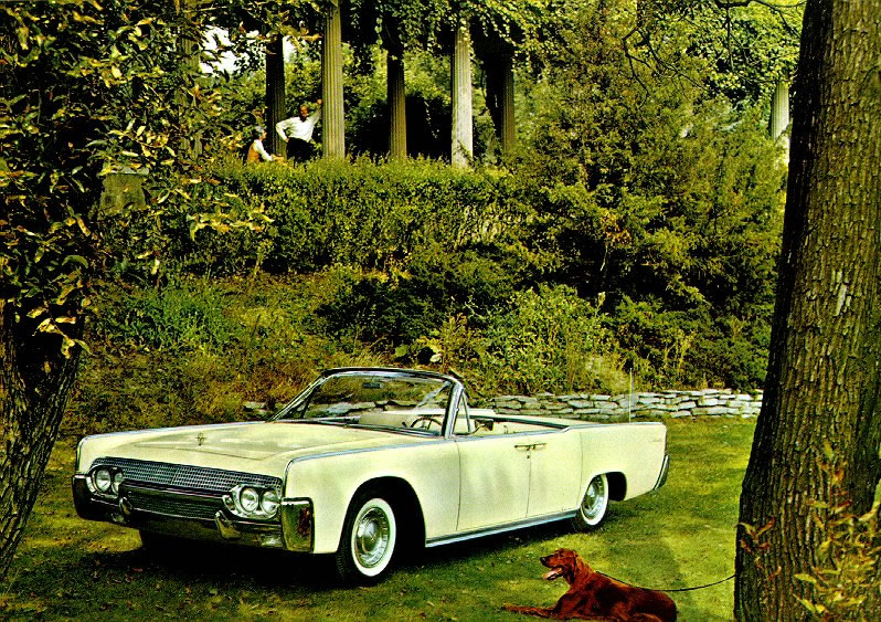 ss 100 x lincoln continental 1961. Black Bedroom Furniture Sets. Home Design Ideas