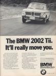 BMW 2002 Tii 1972