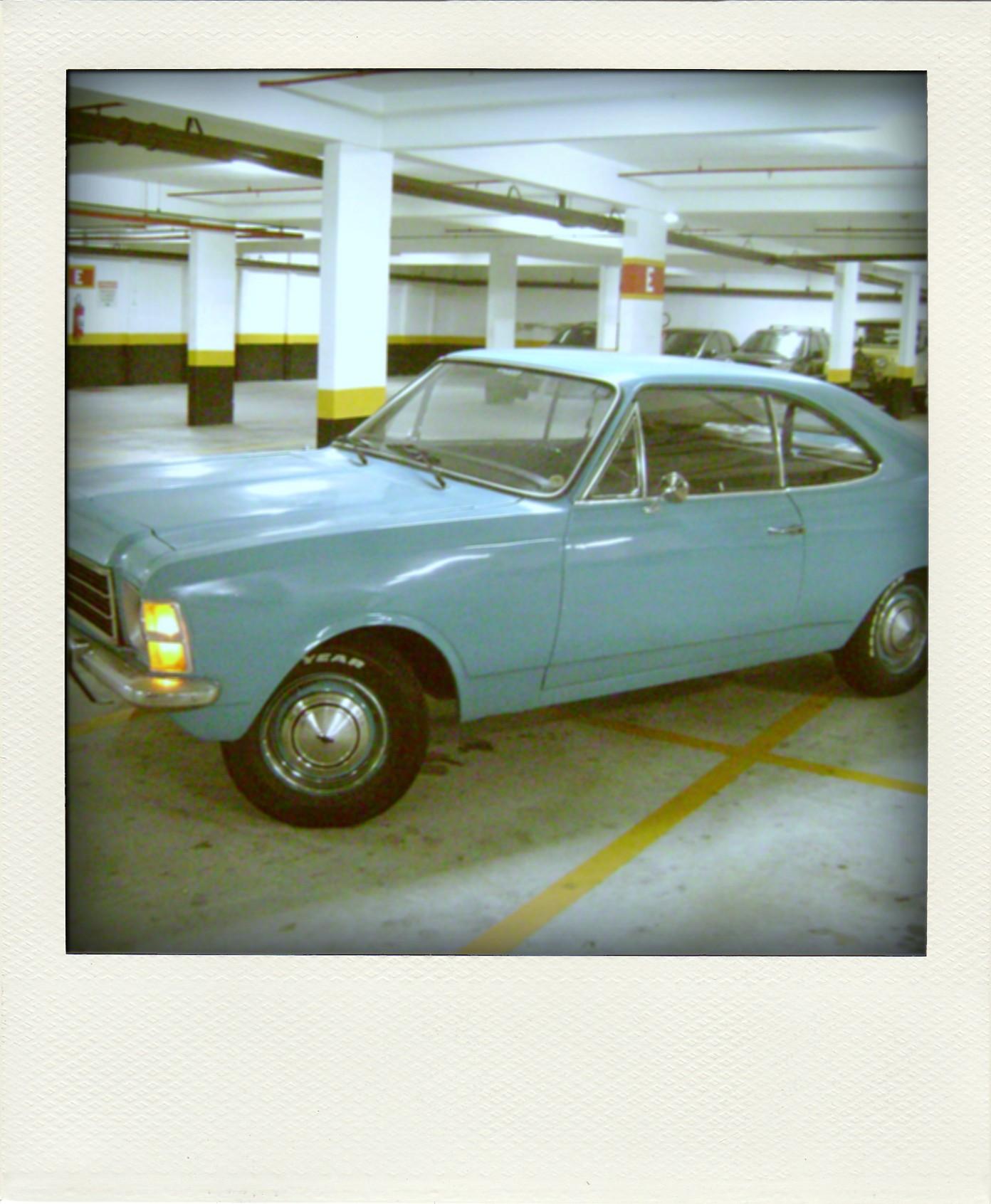 de seu Chevrolet Opala (ou