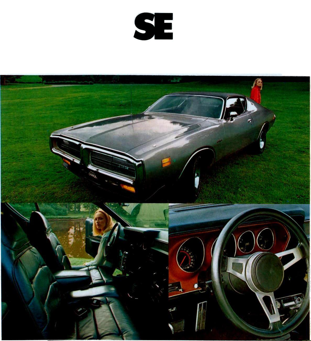 40 Anos do Dodge Charger 1971