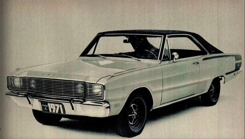 Dodge Charger R T 1971 40 Anos