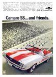 1969 Chevrolet Camaro Parachoques Cromados 02