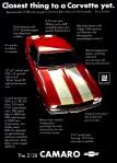 1969 Chevrolet Camaro Parachoques Cromados 04