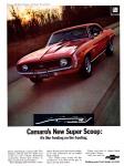 1969 Chevrolet Camaro Parachoques Cromados 05