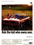 1969 Chevrolet Camaro Parachoques Cromados 06
