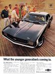 1969 Chevrolet Camaro Parachoques Cromados 07