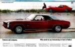 1969 Chevrolet Camaro Parachoques Cromados 11