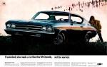 1969 Chevrolet Chevelle Parachoques Cromados 01