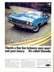 1969 Chevrolet Chevelle Parachoques Cromados 02