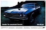 1969 Chevrolet Chevelle Parachoques Cromados 03