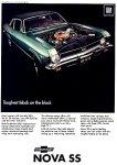 1969 Chevrolet Nova Parachoques Cromados 02