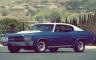 01 Parachoques Cromados Chevrolet Chevelle Baldwin Motion 1970