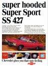 Parachoques Cromados Chevrolet Impala SS 427 1967