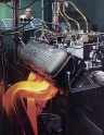 Parachoques Cromados SOHC Ford V8 427