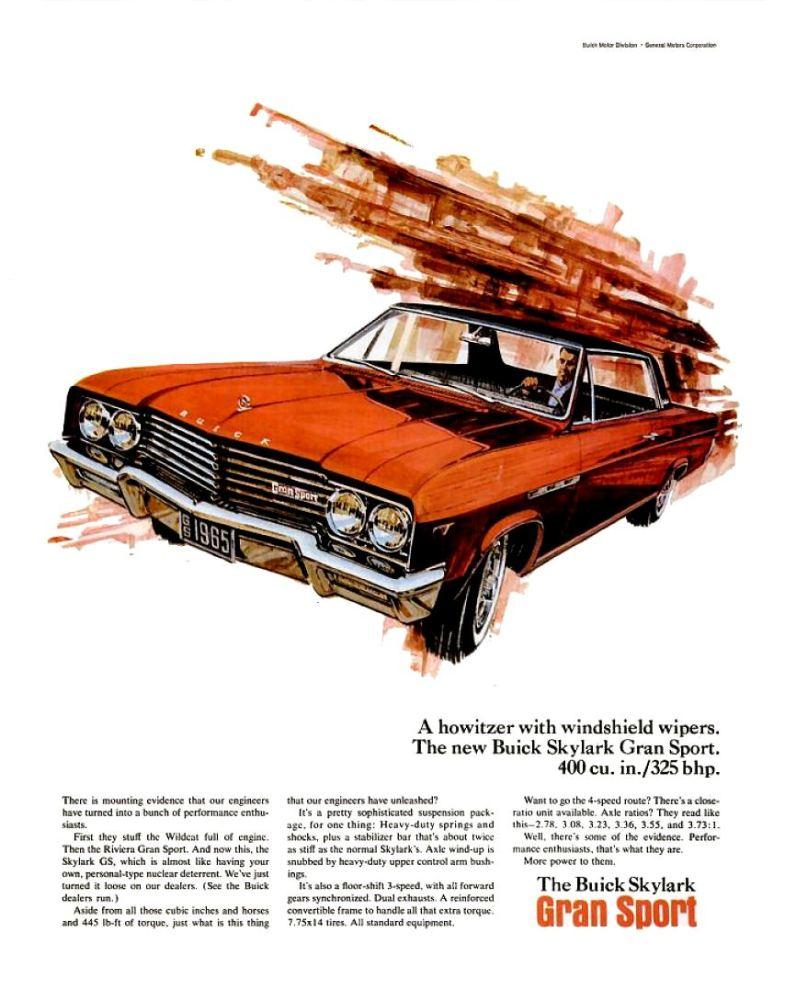 Os Muscle Cars da Buick  (2/6)