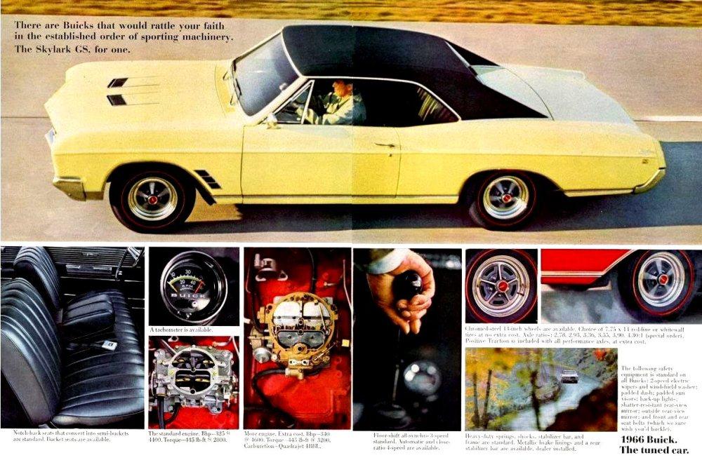 Os Muscle Cars da Buick  (5/6)