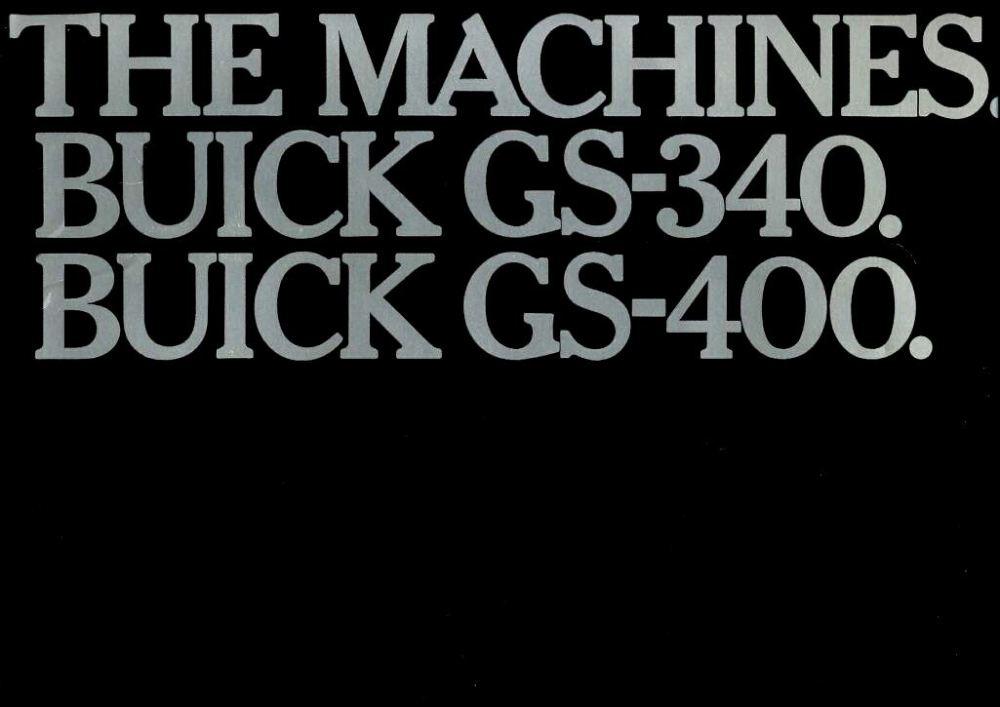 Os Muscle Cars da Buick  (6/6)