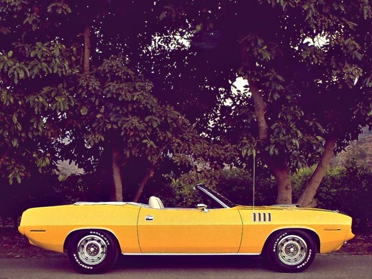 Plymouth 'Cuda 1971