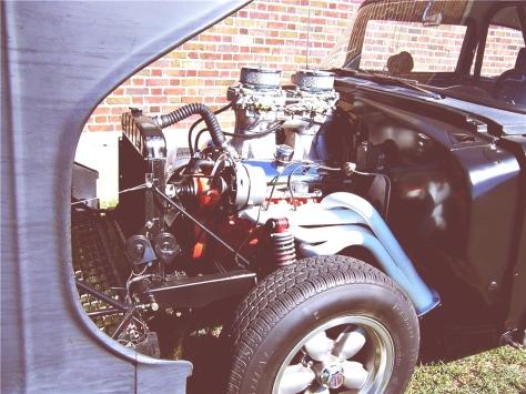 V8 454; Foto: Barret Jackson.