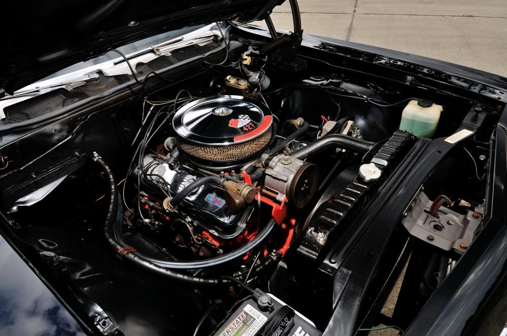 Chevrolet V8 L72