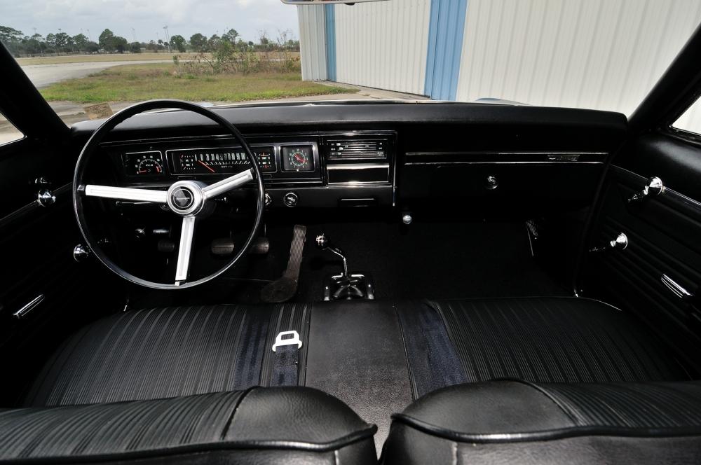 Chevrolet Biscayne 1968.