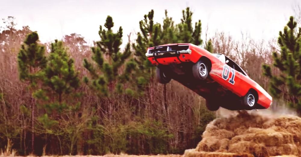 Cerva de 300 Dodge Chargers 1969 tiveram um fim trágico na série original.